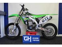2012 KAWASAKI KX450F | GOOD CONDITION | FINANCE AVAILABLE