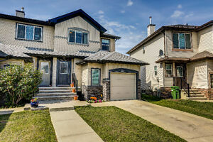 HUGE FENCED BACKYARD!! Luxstone, Airdrie