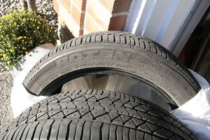 205/50R17 Bridgestone Potenza RE92A -ONLY 1 LEFT London Ontario image 2