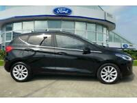 2018 Ford Fiesta 1.0 EcoBoost Titanium 5dr Auto Hatchback Petrol Automatic