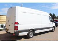 2013 MERCEDES SPRINTER 316 CDI LWB HIGH ROOF 160 BHP VAN LWB DIESEL
