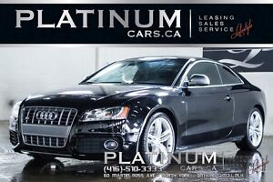 2009 Audi S5 QUATTRO/ S-LINE/ NAVIGATION/ PANORAMIC/ CLEAN CARP