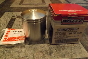 WISCO PISTON KIT FOR 125 HONDA CR / MT