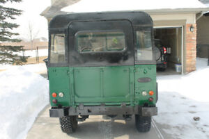 Land Rover Series 88 inch Hard top ONLY