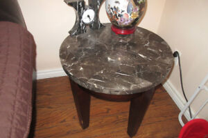 marble coffee or side table