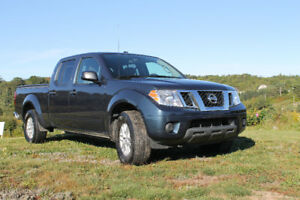 2017 Nissan Frontier 4WD Crew Cab For Sale