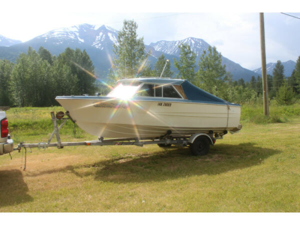 Used 1978 Other Hourston Glascraft 18'