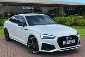 image for 2021 Audi A5 Sportback Edition 1 40 TFSI  204 PS S tronic Auto Hatchback Petrol