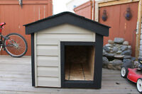 Custom Built Dog Houses For Sale!