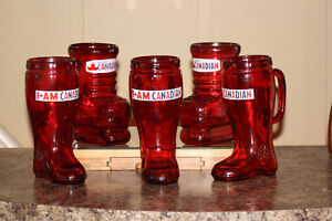 "5  ASSORTED "" I AM CANADIAN""  MUGS London Ontario image 1"