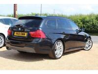2011 61 BMW 3 SERIES 3.0 330D M SPORT TOURING 5D AUTO 242 BHP DIESEL