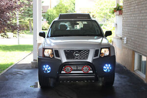 Almost new 2012 NISSAN X-TERRA (4x4) with 28200 km only
