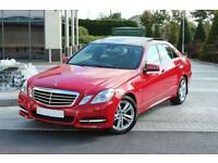 2011 11 MERCEDES-BENZ E CLASS E250 CDI BLUEEFFICIENCY AVANTGARDE 2.1 AUTO 204 BH
