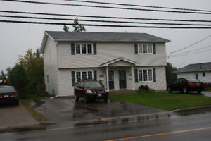 Large 3 Bedroom Duplex for Rent with Finished Basement