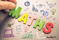 Aide aux devoirs (mathematiques )