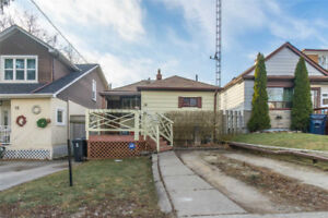 2 Nice Size Bedrooms, Walk Out Basement.-Rapidly Growing Area.