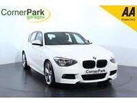 2014 BMW 1 SERIES 116D M SPORT HATCHBACK DIESEL