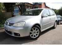2005 VW Golf 2.0 GT FSI Silver 5 Door Long MOT Low Mileage Finance Available