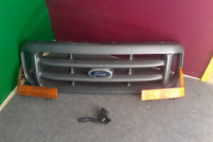 1999 Ford F-250 Superduty Grille signal lights, and signal swtch