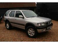 2002 Vauxhall Frontera 2.2 DTi Limited Edition 5dr SUV Diesel Manual
