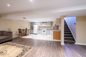 All Inclusive,  2 Bedroom Basement Apartment