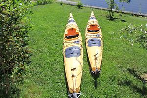 Kayak de Mer Solo Wilderness 17pieds Cap Horn