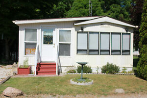 Wildwood By The Lake, Morpeth On. Double Trailer & Lot for Sale