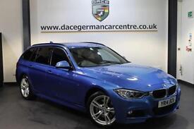 2014 14 BMW 3 SERIES 3.0 335D XDRIVE M SPORT TOURING 5DR AUTO 309 BHP DIESEL