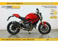 2013 63 DUCATI MONSTER 1100 PART EX YOUR BIKE