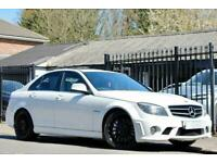 2009 Mercedes-Benz C Class 6.3 C63 AMG 7G-Tronic 4dr Saloon Petrol Automatic