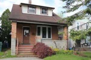 House available June 1st. Fully renovated. Close to everything.