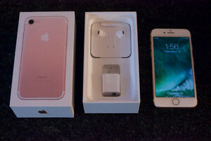 iPhone7 32GB – BRAND NEW IN BOX – Rose Gold - ROGERS