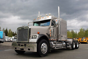 2009 Freightliner Classic #4702