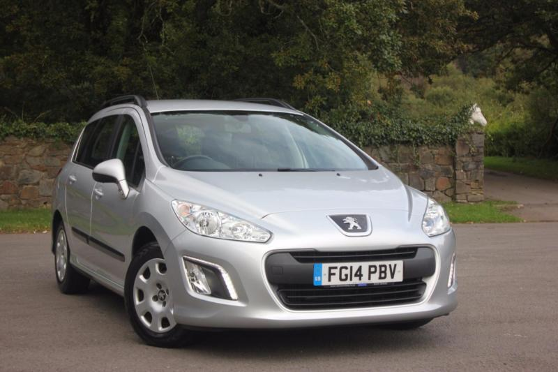 2014 PEUGEOT 308 E-HDI SW ACCESS ESTATE DIESEL