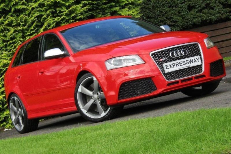 2012 Audi RS3 2.5 TFSI Sportback 5dr Petrol S Tronic Quattro (212 g/km, 335