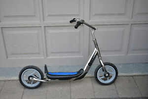Blue OBest Off-Road Scooter - Great Condition