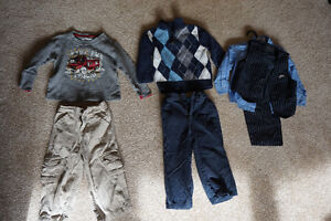 Boys clothes size 24 months many name brands
