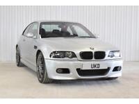 BMW M3 E46 3.2 SMG SEMI AUTO SILVER COUPE 2003