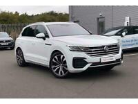 2019 Volkswagen Touareg 3.0 V6 TDI 4Motion R-Line Tech 5dr Tip Auto SUV Diesel A