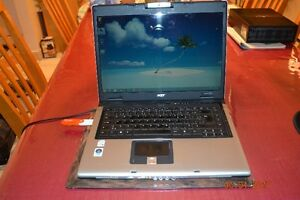 Laptop Acer Aspire 5630(w/ webcam) @ 1.67 Ghz, 2 GB DDR2, 80 GB