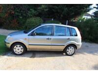 CHEAP CAR - 2002 52 FORD FUSION 1.6 FUSION 3 5D 100 BHP