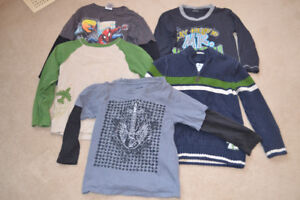 Boy's Clothing Lot / Sizes:  6x, 7 & 6/7 (10+ items)