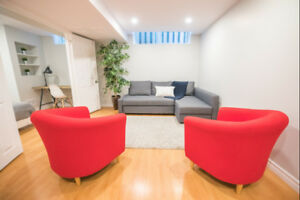 Fully Furnished 1 Bedroom Apartment Available Immediately