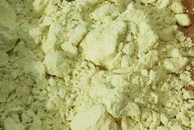 1kg Flowers Of Sulphur Powder 99.99 High Purity Sublimed Health Remedy