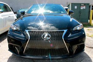 2014 Lexus IS350 F-Sport---FINANCING AVAILABLE!!