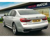2019 BMW 7 Series 730D XDRIVE M SPORT AUTO Saloon Diesel Automatic