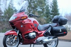 2002 R1150RT Sport Touring - Spring is on its way !!!