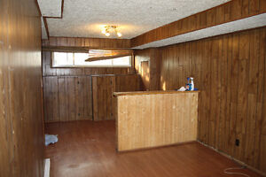 BIG BASEMENT FOR RENT IN CSL