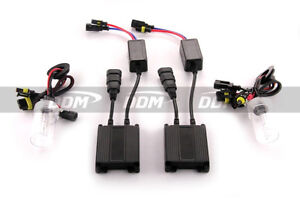 Ford F150 H13 HID Headlight High/Low and Foglight set