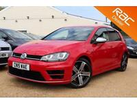 2015 15 VOLKSWAGEN GOLF 2.0 R 5D 298 BHP - RAC DEALER